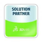 Design Systems rivenditore 3DVia Home - logo