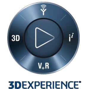 3DExperience logo