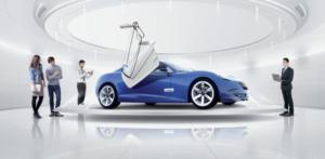 FCA sceglie 3DExperience Drive Emotion Design Systems