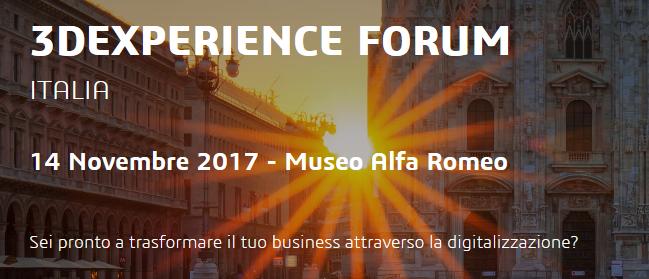 3DExperience Forum 2017