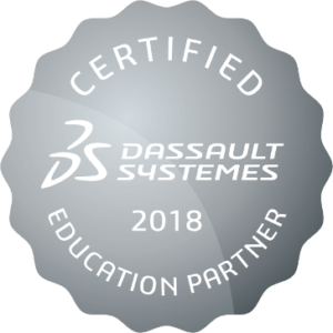 VS platinum partner e certified education partner 2018_DESIGN SYSTEMS