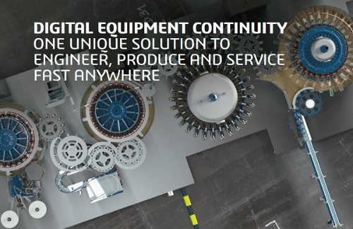 Digital Equipment Continuity