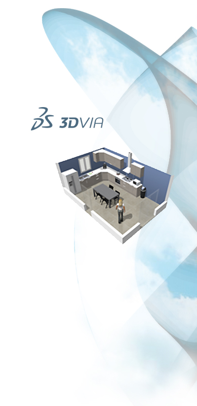 3DVIA Home Dassault Systemes