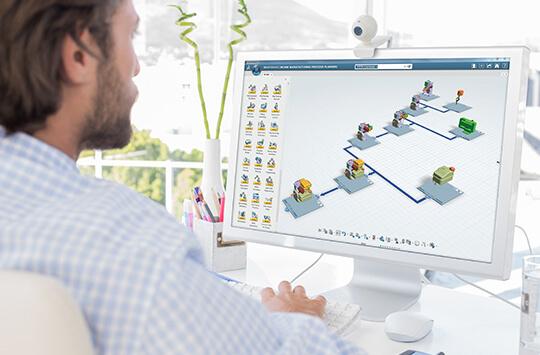 Design Systems rivenditore delmia
