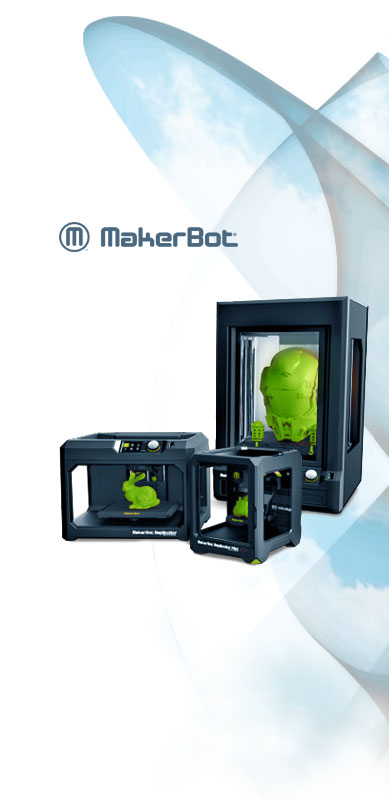 STAMPANTI 3D MAKERBOT