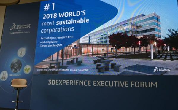 Sostenibilità al 3Dexperience forum 2019_Design Systems