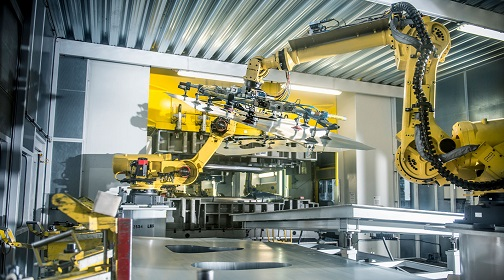 Simulazione 3D e virtual manufacturing